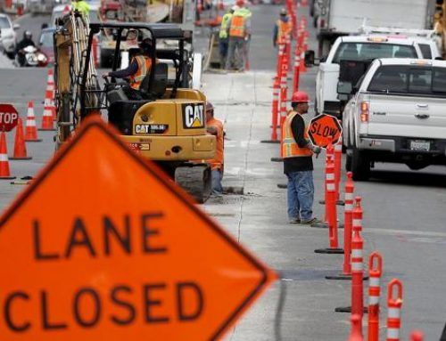 Majority of Americans say Trump is not giving infrastructure enough attention
