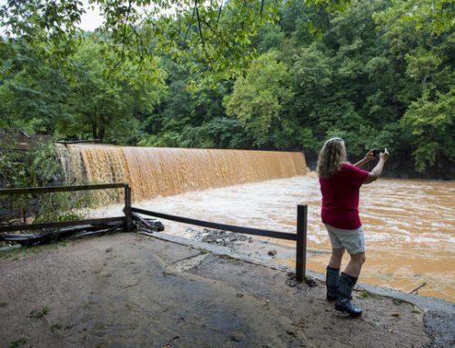 As storms worsen, America's aging dams overflow