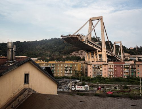 Genoa Bridge Collapse Throws Harsh Light on Benettons' Highway Billions